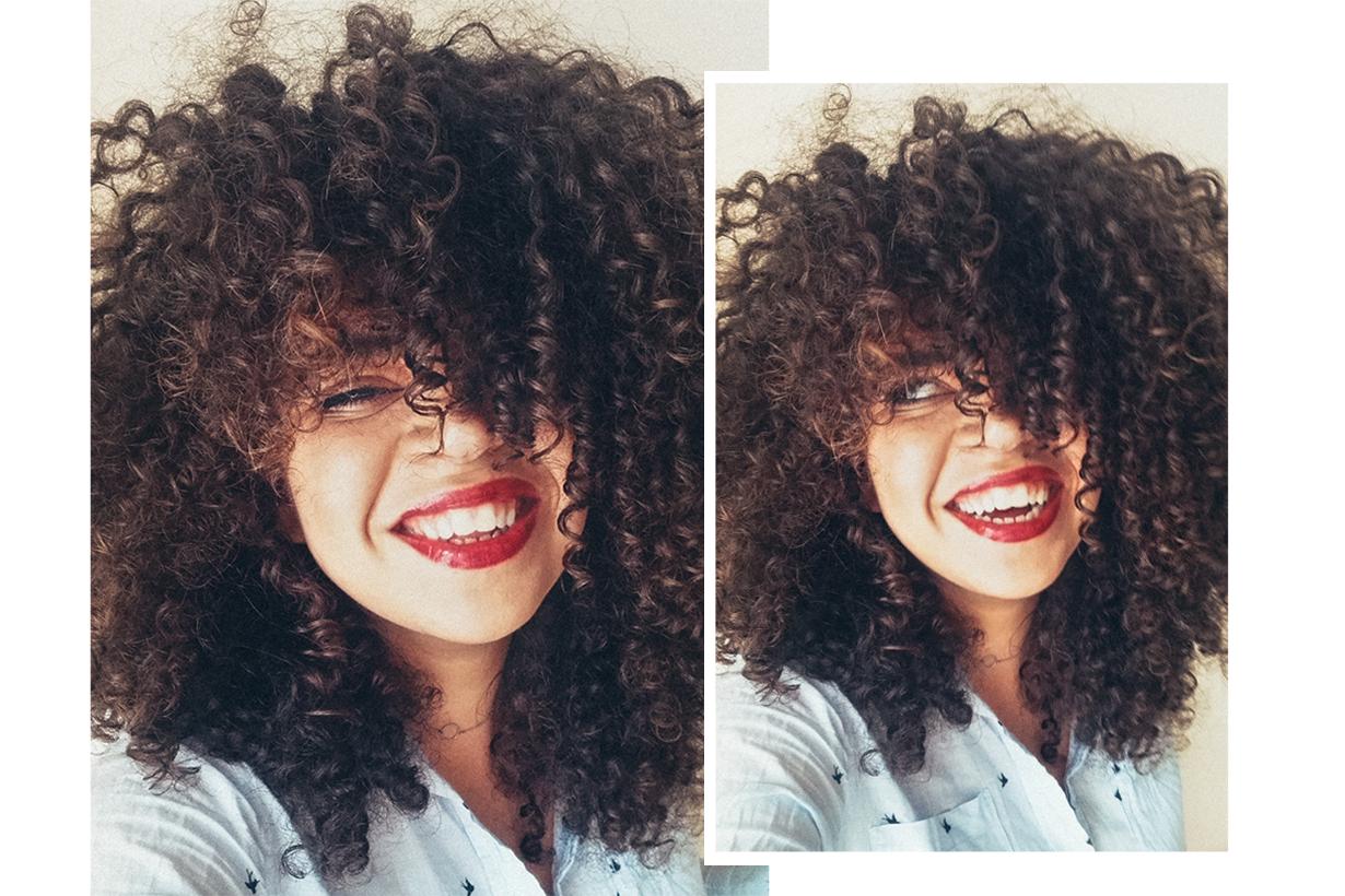 Продуктите, които преродиха къдравата ми коса | Част 1