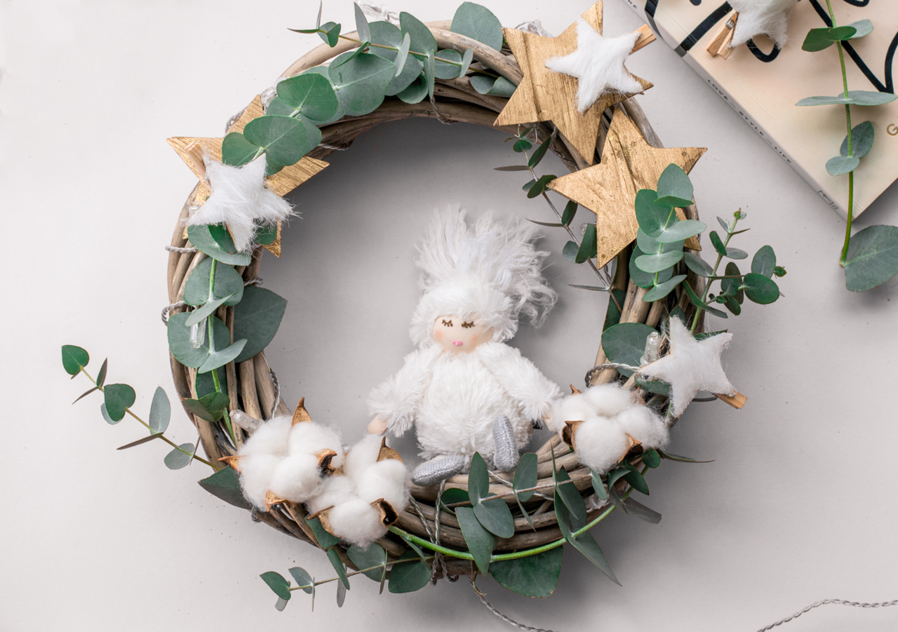 Make it Yourself – Last Minute Eco-Friendly Holiday Wreath